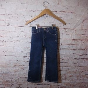 Girl's Toddler Cherokee Jeans Size 5T